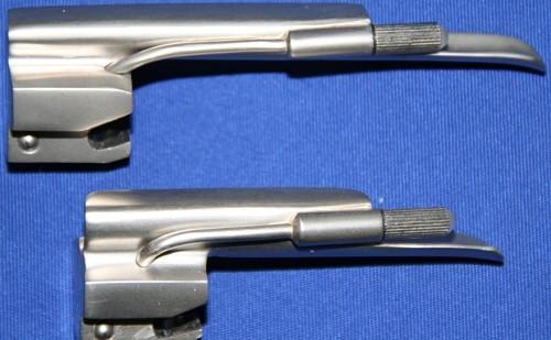 Laryngoskop Spatel Gr. 0 Miller