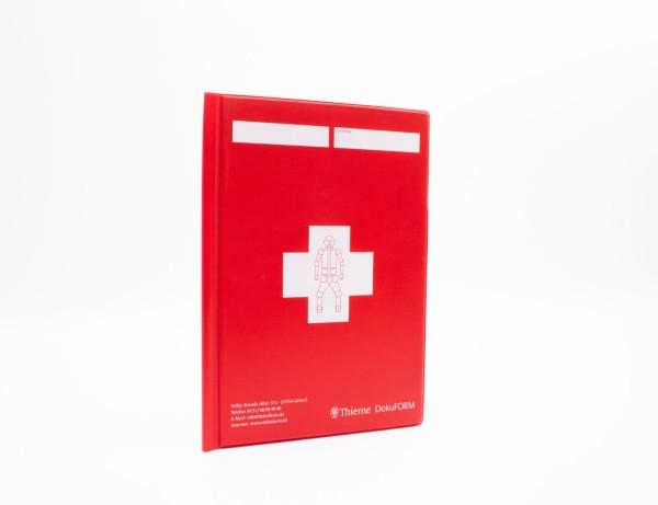 Formularhalter für Rettungsdienstprotokolle DIN A4