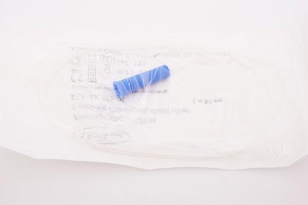 Absaugkatheter, CH 08, 50 cm lang