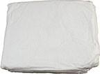 Einmal-Zudecke 9-lagig weiß 110 x 190cm