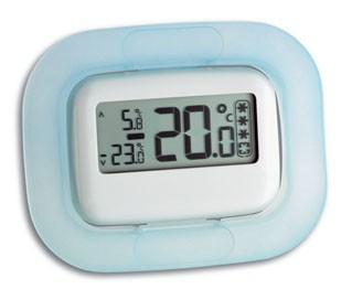 Digitales Kühl-Gefrierschrank-Thermometer