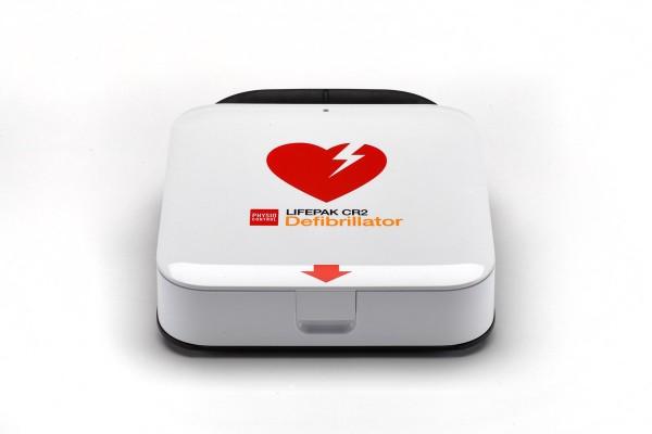 LIFEPAK® CR2 halbautomatischer Defibrillator