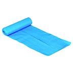 Abfallbeutel,  blau    120l mit Zugband