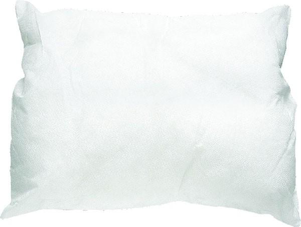 Einmalkopfkissen 40 x 50 cm, weiß