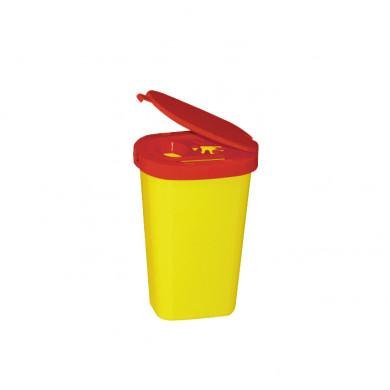 Kanülenabwurfbehälter ratiomed Safe-Box 0,25 Ltr.