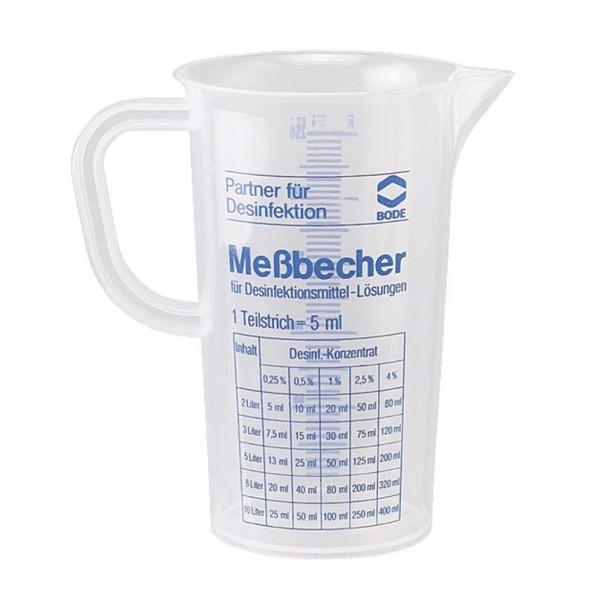 Bode Messbecher (für bis zu 250 ml)