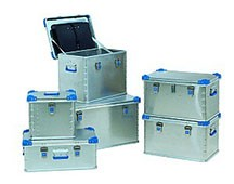Zarges EuroBox 600 x 400 x 250 mm