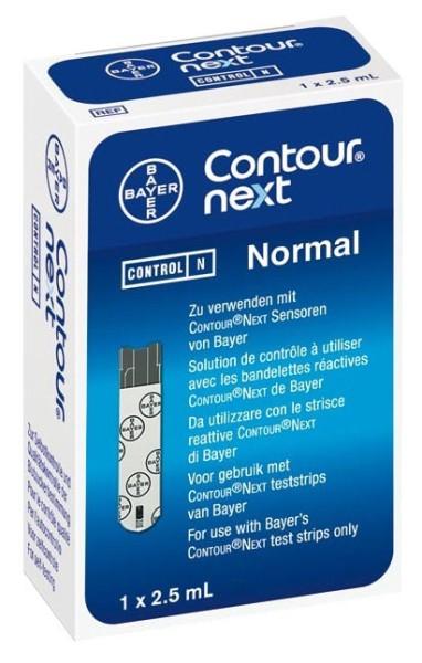 """Kontrolllösung für Contour Next """"normal"""""""