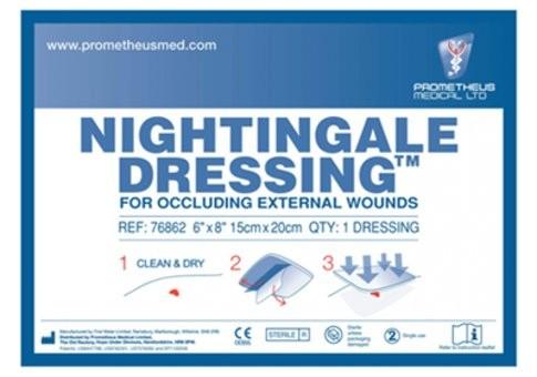 Wundverband Nightingale Dressing 15 x 20 cm