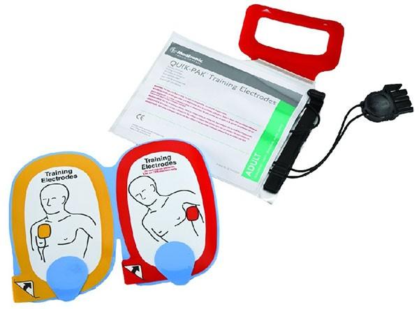 Trainingselektroden für Lifepak CR Plus Trainer