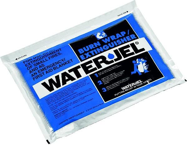 Water Jel Rettungsdecke medium 183x152cm