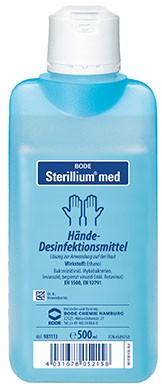 Sterillium med 500ml