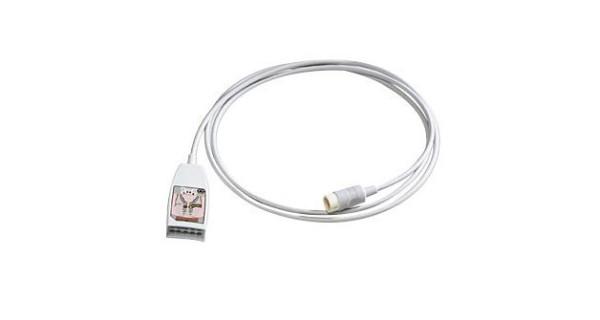 10-adriges EKG-Stammkabel für Heartstart MRx