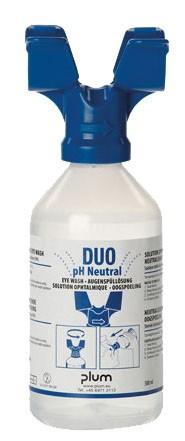 Plum Augenspüllösung DUO 500 ml - Flasche