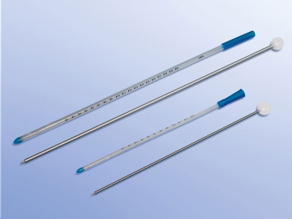 Thoraxtrokarkatheter CH 28