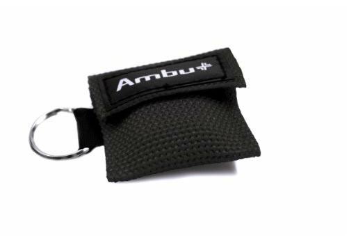 AMBU Life Key im Nylon-Softcase schwarz