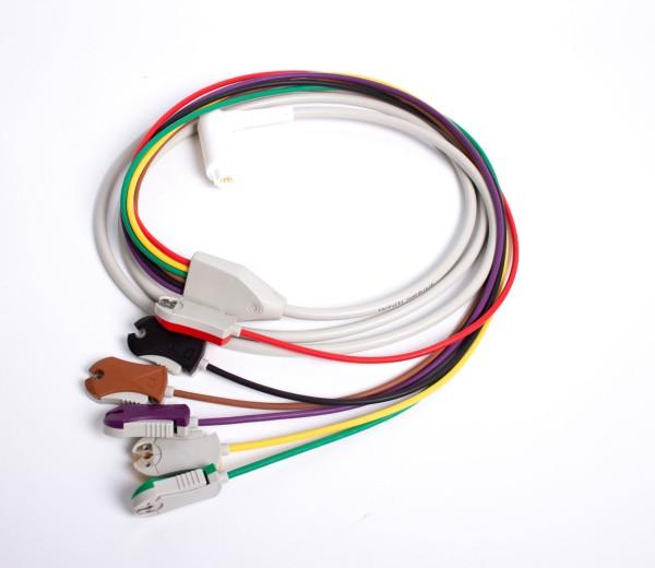 Corpuls C3 EKG-Kabel 6-polig