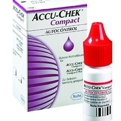 Accu-Chek Compact Plus Kontrolllösung 4ml