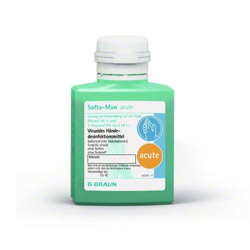 Softa-Man   acute 100ml Kittelflasche