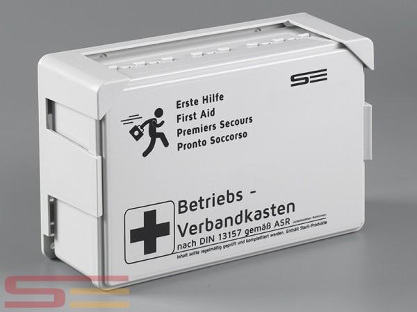 Office Verbandkasten mit Füllung DIN13157 grau