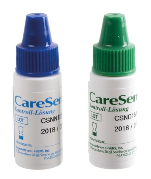 CareSens Kontrolllösung