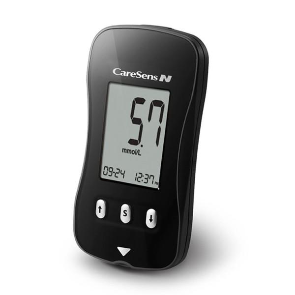 CareSens N Blutzuckermessgerät mmol/l im Set