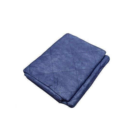 Einwegzudecke blau 1,10 x 1,90m