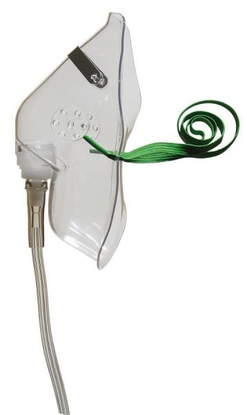 Sauerstoff - Maske für Erwachsene DEHP-frei