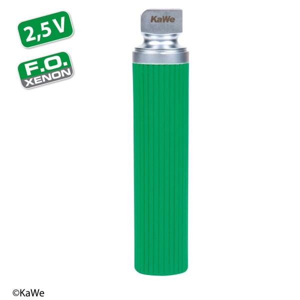Kaltlicht Batteriegriff Economy mittel, grün