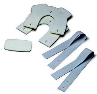 Ersatzpolster und Bänder für SpeedBlock
