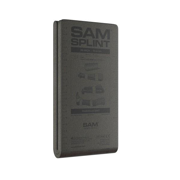 SAM SPLINT-Universalschiene 11x92 cm oliv/grau