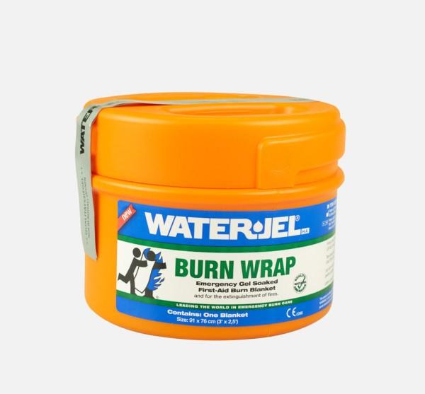 Water Jel Rettungsdecke klein 91x76 cm