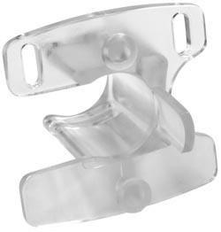 Beißblock mit elastischem Halteband Größe 5