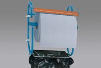 Multiclean Wandhalterung mit Abfallsackhalterung