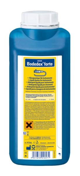 Bodedex forte Instrumenten-Reiniger