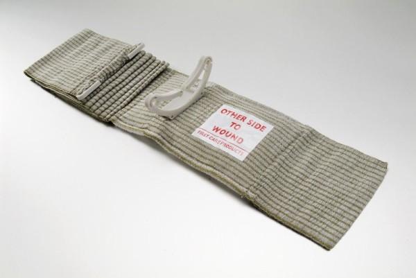 Israeli Bandage 10cm x 4,5m grün
