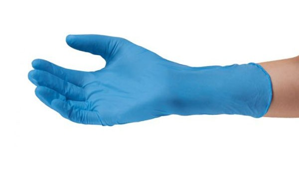 "Nitril Handschuh Peha-Soft guard ""L"""