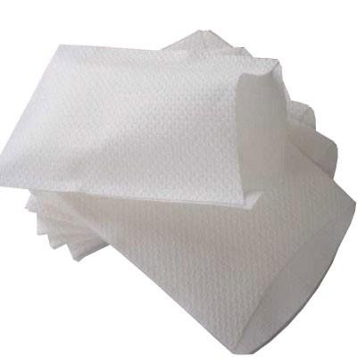 Einmalwaschlappen UNISAN weiß 16 x 24 cm
