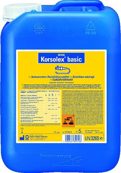 Korsolex basic 5 Liter Kanister