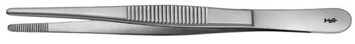 Anatomische Pinzette, 160 mm