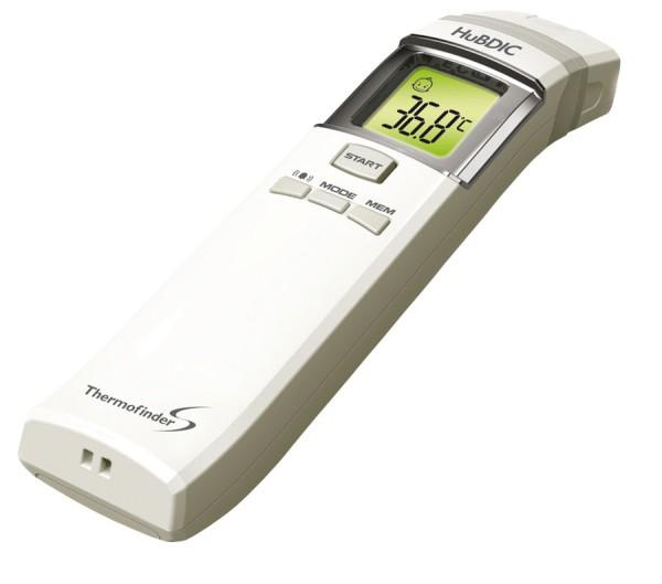 kontaktlos messendes digitales Fieberthermometer