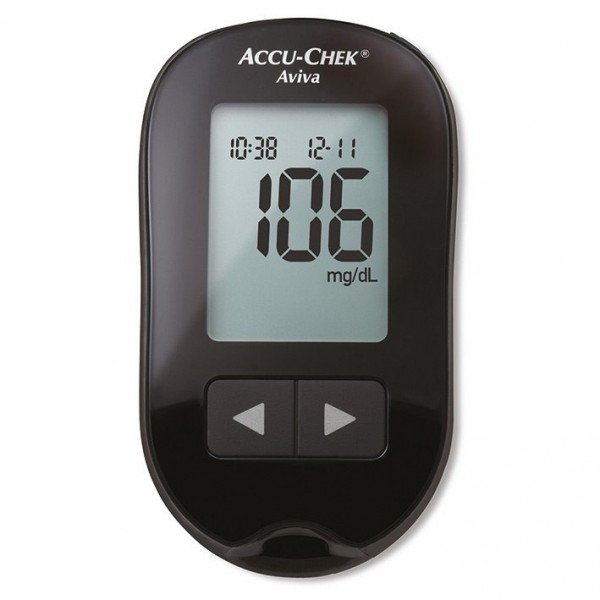 Accu-Chek Aviva Set mg/dl