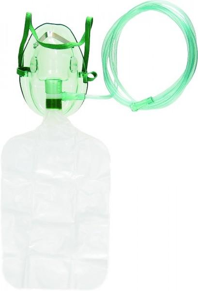 Sauerstoff - Maske für Erwachsene mit