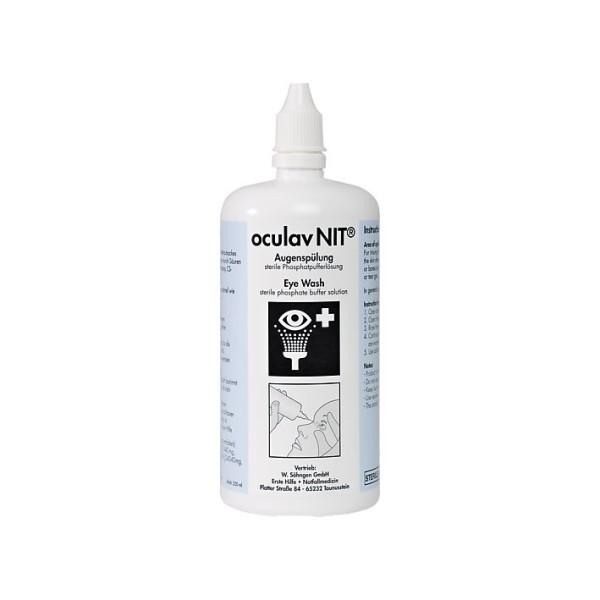 oculav NIT Augen-Sofortspülung 250ml