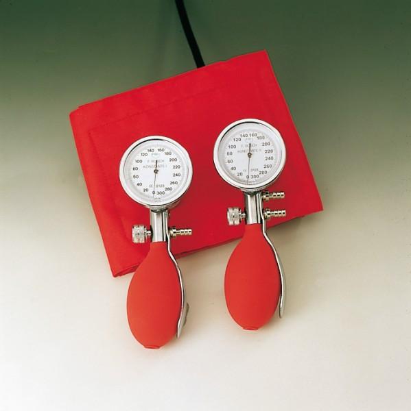Blutdruckmeßgerät Erwachsene Konstante I rot