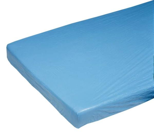 Matratzenschonbezüge PVC-frei, blau