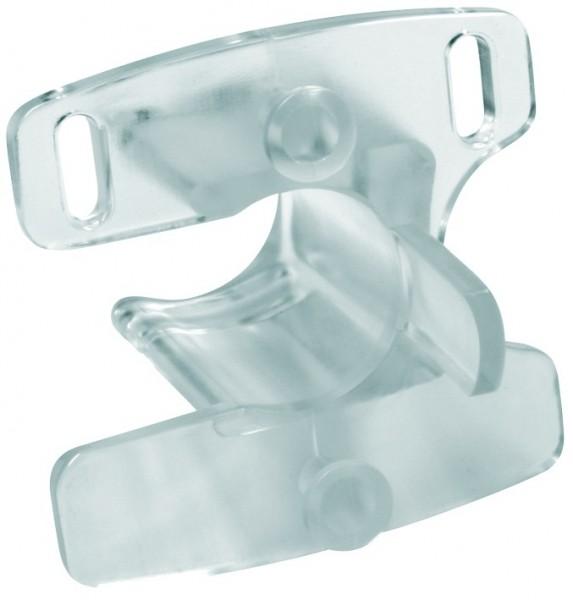 Beißblock mit elastischem Halteband Größe 6