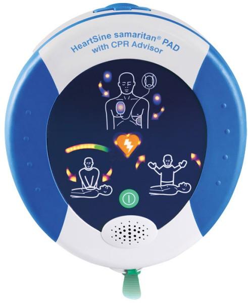 Samaritan PAD 500P  AED Ersthelferdefibrillator