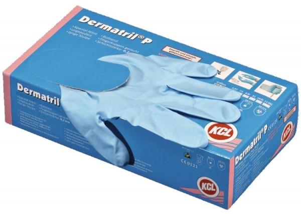 Dermatril P Chemieschutzhandschuh Gr.9/L