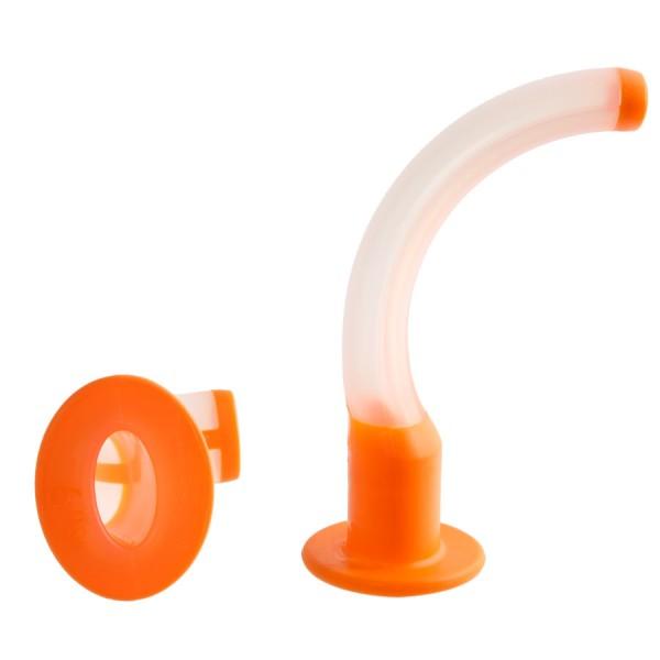 Guedel - Tubus  Größe 3 orange